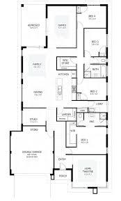 4 bedroom house plans one best 4 bedroom house plans home design plans best of stylish 4