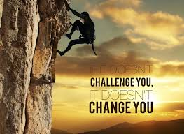 Why Won T The Challenge Work If It Doesn T Challenge You It Won T Change You Community