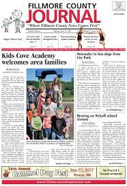fillmore county journal 6 12 17 by jason sethre issuu