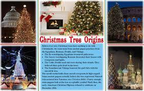 origin of the christmas tree christmas ideas