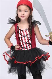 Girls Halloween Pirate Costume Aliexpress Buy Halloween Pirate Costume Show Girls Pirate