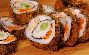 geneviève everell explique comment cuisiner un sushi
