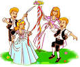 MAY DAY Celebrations, Greetings and Activities at TheHolidaySpot
