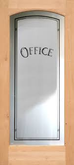 Office Interior Doors Interior Etched Glass Doors Lite Interior Doors