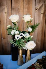Rustic Vases For Weddings Elegant Rustic Wedding At Strawberry Creek Ranch Junebug Weddings