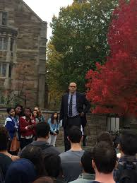 when was the first halloween a confrontation over race at yale hundreds of students demand