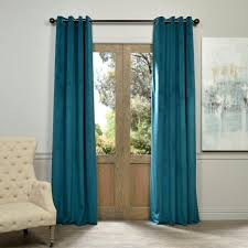 orange curtains drapes window treatments the home depot teal and