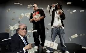 Fat Joe Meme - sepp blatter stars in make it rain featuring fat joe and lil wayne