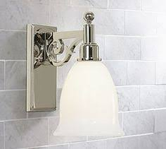single sconce bathroom lighting chrome crystal and tassel sconce brand spankin new pinterest