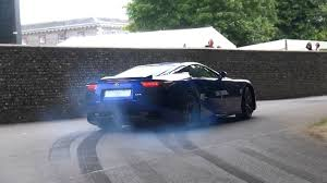 lexus supercar 2013 crazy lexus lfa revs drift burnout and flat out accelerations
