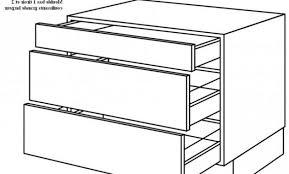 meuble cuisine tiroir tiroir coulissant meuble cuisine great panier coulissant sous