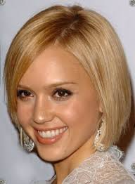 Hairstyles For Round Faces And Thin Hair And Over 40 Short