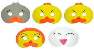 the ugly duckling story masks the childminding shop