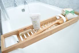 wood bathtub caddy design steveb interior wood bathtub caddy