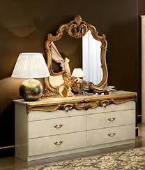 barocco bedroom set barocco ivory w gold camelgroup italy classic bedrooms bedroom