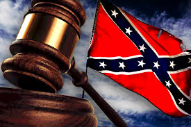 Jefferson State Flag Georgia Cop Let Me Fly Confederate Flag Or Else