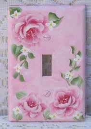 Shabby Chic Light Switch Covers by Decoupage Light Switch Plates Tutorial Decoupage Shabby And