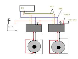wiring diagram for 2 car amps u2013 readingrat net