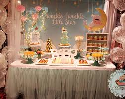 twinkle twinkle baby shower decorations baby shower backdrop etsy