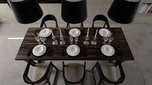 Homey Feeling Room Designs - Design a table setting