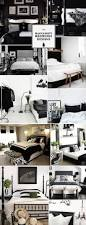 marvelous black and white bedroom design related to interior decor