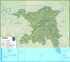 Koblenz Germany Map by Canton Of Aargau Maps Switzerland Maps Of Canton Of Aargau