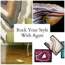 agate home accessories