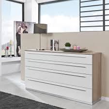 Schlafzimmer Mit Kommode Loddenkemper Dream Kommode 4291 Bianco Weiß Hochglanz Kodiak Lärche