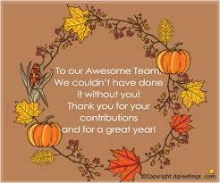 thanksgiving sayings for employees thanksgiving