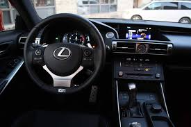 lexus rx 200t 2016 interior 2016 lexus is 200t review autoguide com news