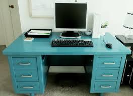 my vintage tanker desk makeover u2013 the decor guru