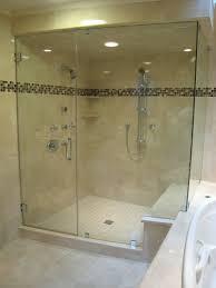 Installing Frameless Shower Doors Shower Dreamline Frameless Shower Door Reviews Frameless Sliding