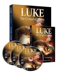 luke the gospel of mercy