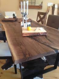 Dining Benches For Sale Candcrafted Black Walnut Table For Sale Design Pinterest