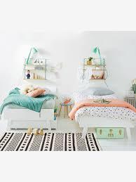 vert baudet chambre lit enfant blanc vertbaudet verbaudet chambre bébé fille