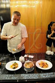 cuisine chef ร วม workshop สร างสรรค เมน อาหารใหม ๆ ก บ executive chef จากโรงแรม