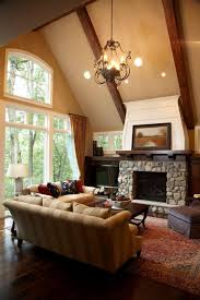 Living Room Mantel Decor Fireplace Mantel Ideas Living Room Eclectic With Brick Mantel