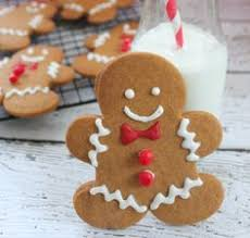 the 90 most delish christmas cookies gingerbread man cookies