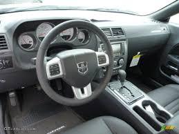 Dodge Challenger 2013 - dark slate gray interior 2013 dodge challenger r t classic photo