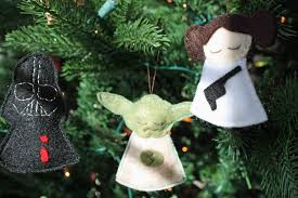 wars christmas decorations diy wars christmas ornaments diy geekery