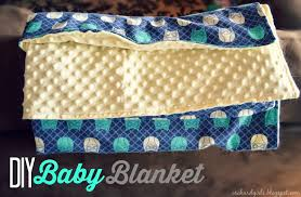diy blanket orchard girls super easy diy baby blanket tutorial with minky and