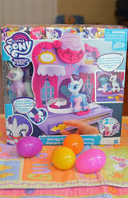 my pony easter basket non candy easter basket ideas