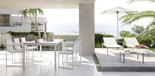 modern outdoor dining table best modern patio dining set outdoor decorating inspiration modern