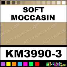 soft moccasin interior enamel paints km3990 3 soft moccasin