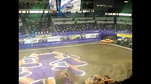 monster truck show wichita ks monster jam intrust bak arena youtube