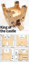 Woodworking Plans Toy Garage by Best 25 Toy House Ideas On Pinterest Cardboard Box Houses