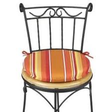 15 Bistro Chair Cushions Castle Penny Round Cushions I Have That Chair Too Can U0027t Wait To