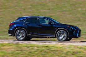 lexus rx 2016 refreshing or revolting 2016 lexus rx