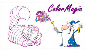 fun cheshire cat alice in wonderland coloring book picture