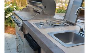 Outdoor Kitchen Sinks And Faucet Sink With Faucet Outdoor Kitchen Components Bull Outdoor Products